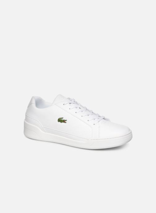 Lacoste Challenge noir et blanc Chaussures Baskets homme