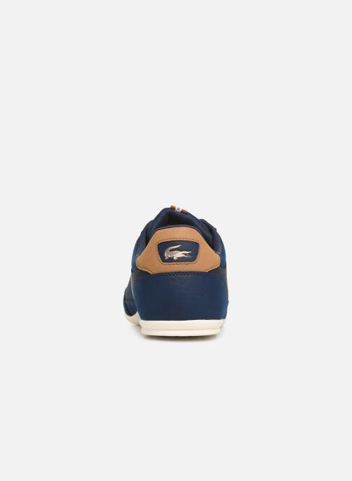 Baskets Lacoste Chaymon 119 5 Cma Bleu vue droite
