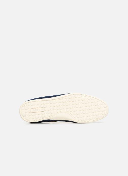 Baskets Lacoste Chaymon 119 5 Cma Bleu vue haut