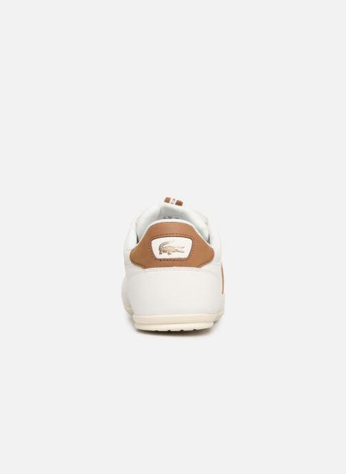 Sneaker Lacoste Chaymon 119 5 Cma weiß ansicht von rechts