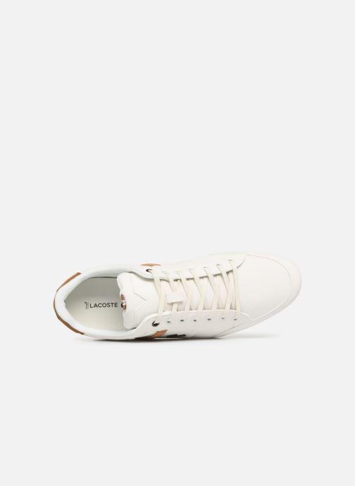 Sneakers Lacoste Chaymon 119 5 Cma Vit bild från vänster sidan