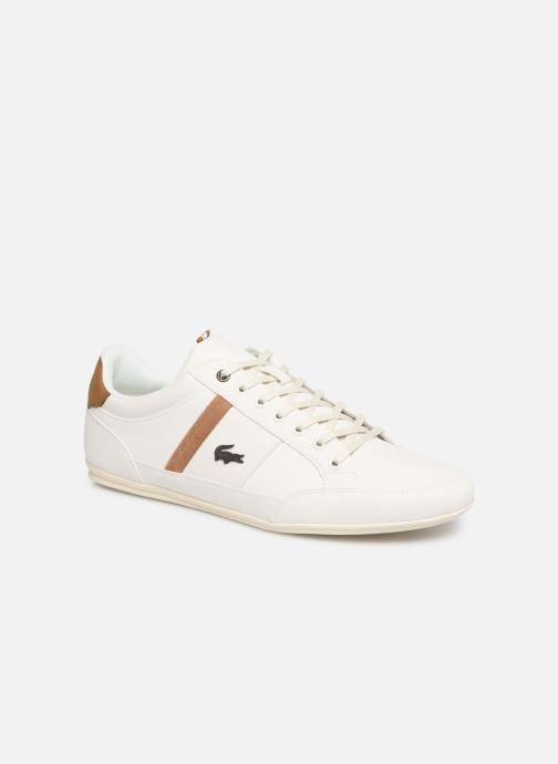 Sneakers Lacoste Chaymon 119 5 Cma Vit detaljerad bild på paret
