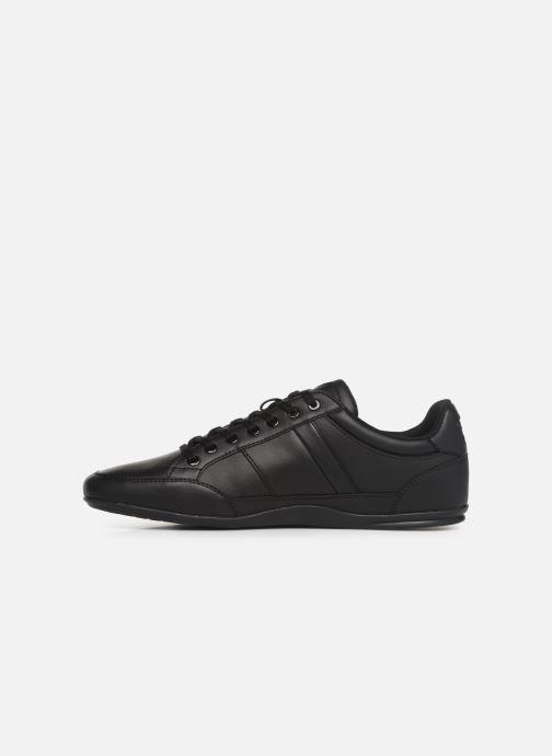 Sneaker Lacoste Chaymon Bl 1 Cma schwarz ansicht von vorne