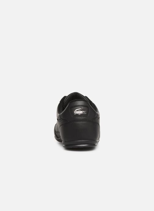 Baskets Lacoste Chaymon Bl 1 Cma Noir vue droite