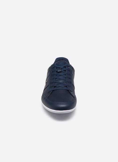 Baskets Lacoste Chaymon Bl 1 Cma Bleu vue portées chaussures