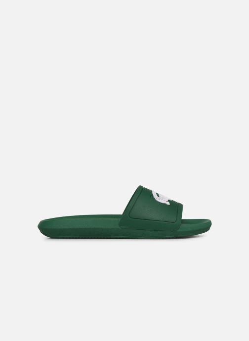 Sandales et nu-pieds Lacoste Croco Slide 119 1 Cma Vert vue derrière