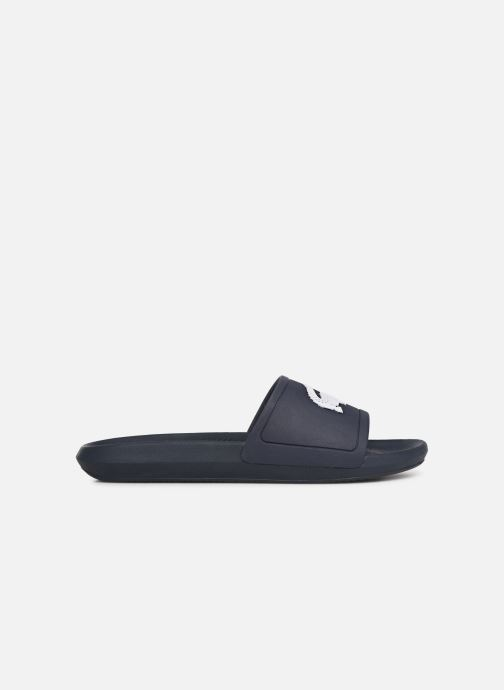 Sandales et nu-pieds Lacoste Croco Slide 119 1 Cma Bleu vue derrière