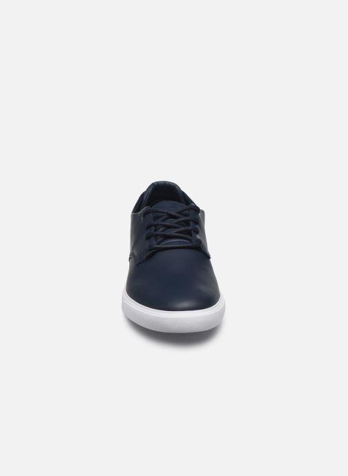 Baskets Lacoste Esparre Bl 1 Cma Bleu vue portées chaussures