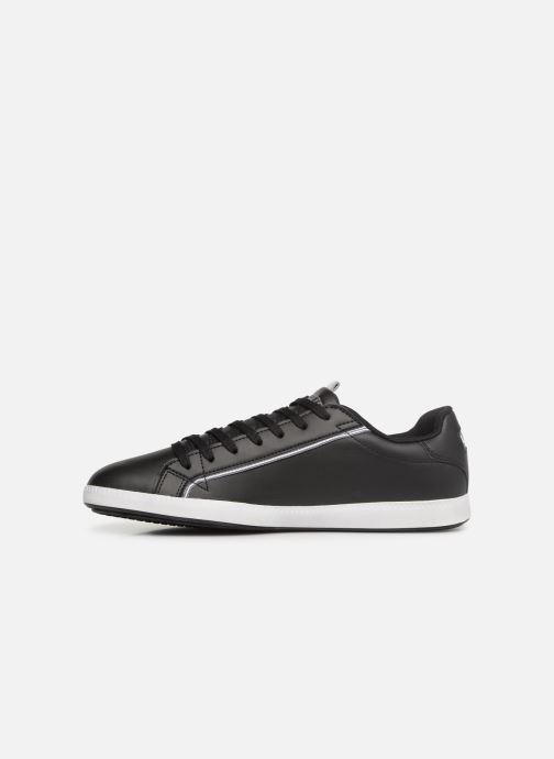 Sneakers Lacoste Graduate 119 1 Sma Zwart voorkant