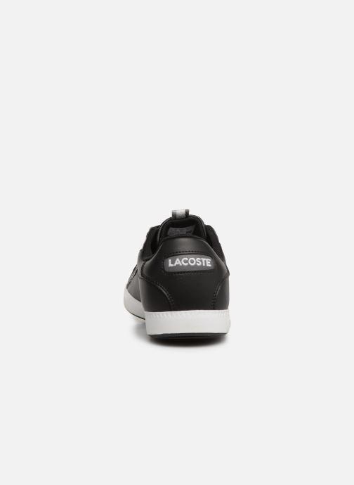 Baskets Lacoste Graduate 119 1 Sma Noir vue droite