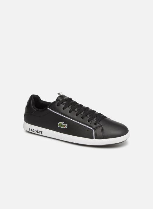Sneakers Lacoste Graduate 119 1 Sma Zwart detail