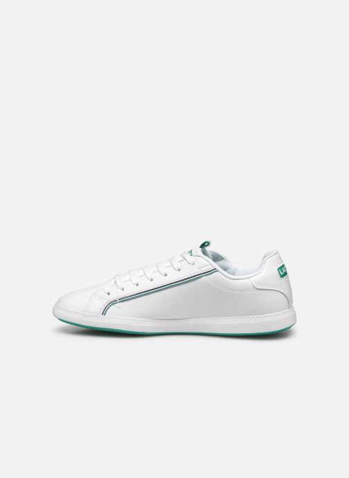 Trainers Lacoste Graduate 119 1 Sma White front view