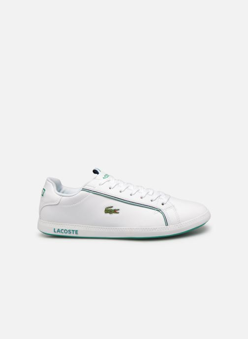 Trainers Lacoste Graduate 119 1 Sma White back view