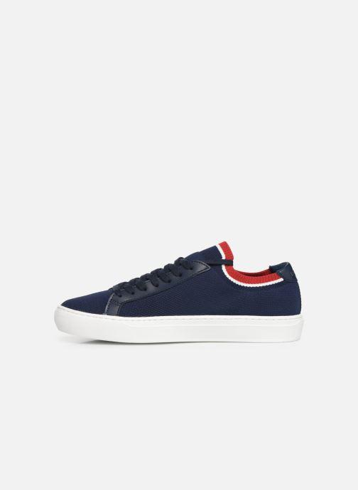 Sneakers Lacoste La Piquée 119 1 Cma Azzurro immagine frontale
