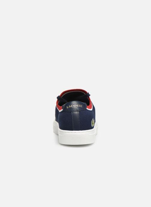 Sneakers Lacoste La Piquée 119 1 Cma Azzurro immagine destra