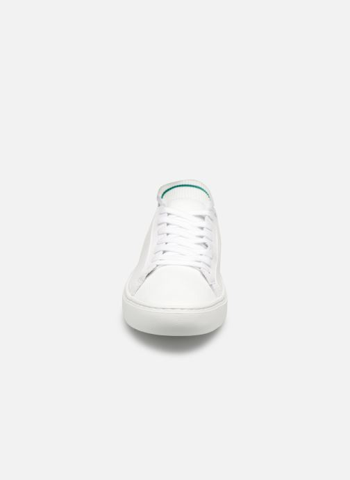 Trainers Lacoste La Piquée 119 1 Cma White model view