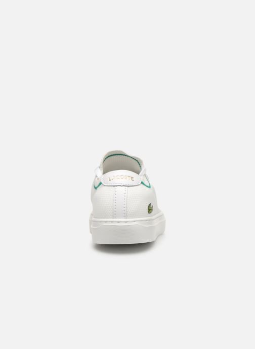 Trainers Lacoste La Piquée 119 1 Cma White view from the right