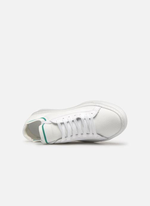 363103 Sneaker Cma 119 weiß La Piquée 1 Lacoste Zqf014x