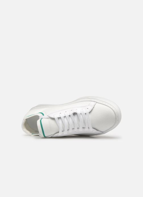 Trainers Lacoste La Piquée 119 1 Cma White view from the left