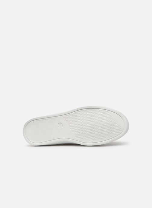 Trainers Lacoste La Piquée 119 1 Cma White view from above