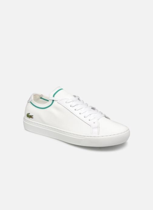 Trainers Lacoste La Piquée 119 1 Cma White detailed view/ Pair view