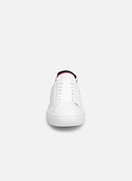Baskets Lacoste La Piquée 119 1 Cma Bleu vue portées chaussures