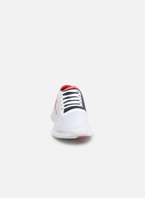 Baskets Lacoste Lt Fit 119 5 Sma Blanc vue portées chaussures
