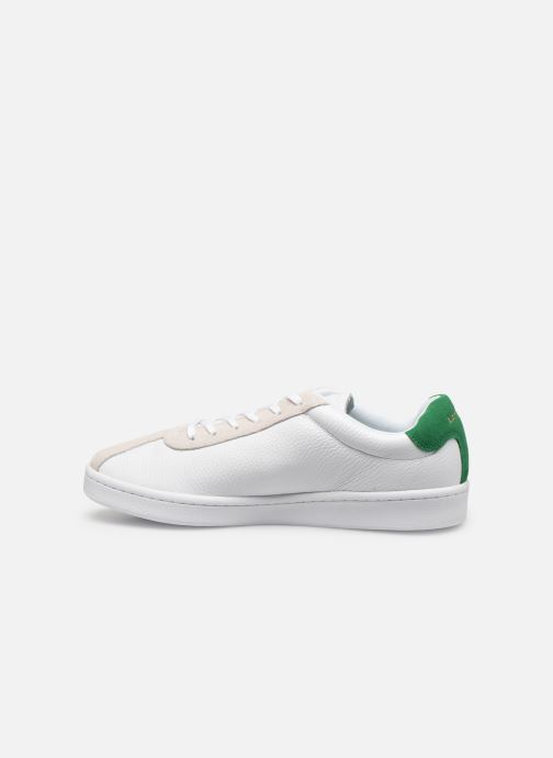 Baskets Lacoste Masters 119 2 Sma Blanc vue face