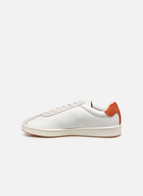 Baskets Lacoste Masters 119 3 Sma Blanc vue face