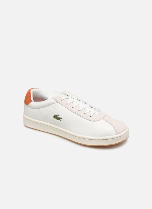 separation shoes 7a040 4cc37 Sneakers Lacoste Masters 119 3 Sma Vit detaljerad bild på paret