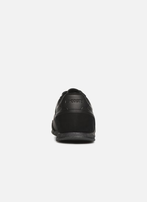 Baskets Lacoste Menerva 119 2 Cma Noir vue droite
