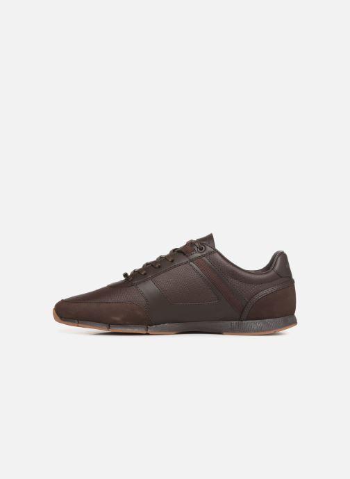Sneakers Lacoste Menerva 119 4 Cma Bruin voorkant