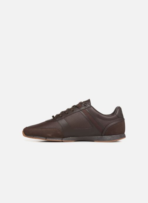 Trainers Lacoste Menerva 119 4 Cma Brown front view