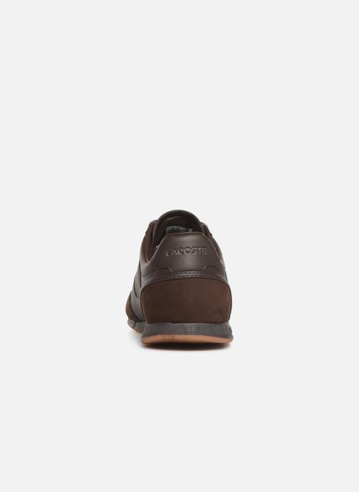 Sneakers Lacoste Menerva 119 4 Cma Bruin rechts