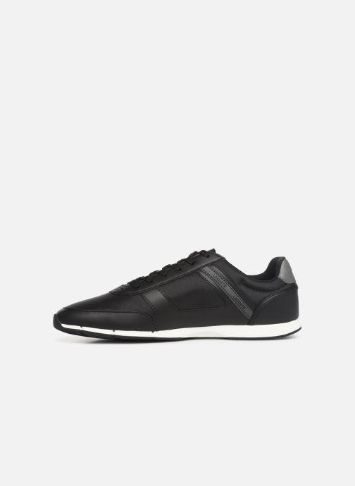Sneakers Lacoste Menerva Sport 119 1 Cma Zwart voorkant