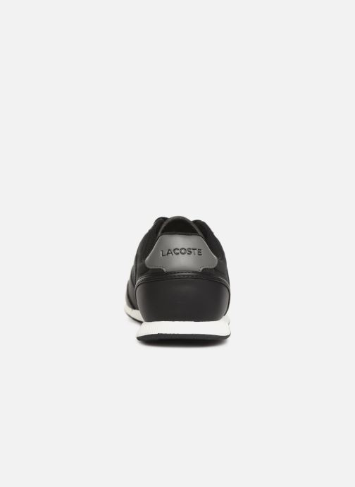 Trainers Lacoste Menerva Sport 119 1 Cma Black view from the right