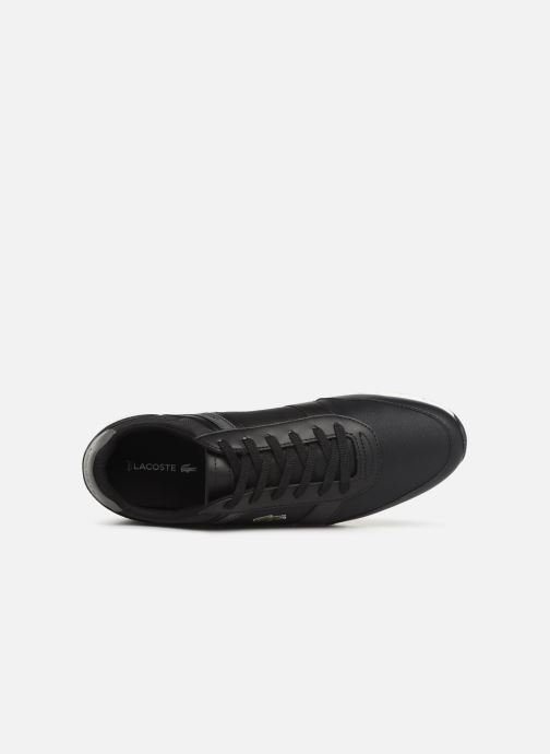 Trainers Lacoste Menerva Sport 119 1 Cma Black view from the left