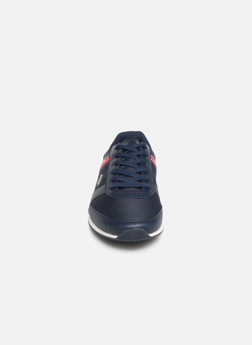 Sneaker Lacoste Menerva Sport 119 2 Cma blau schuhe getragen