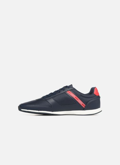 Trainers Lacoste Menerva Sport 119 2 Cma Blue front view