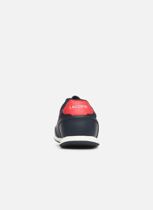 Sneaker Lacoste Menerva Sport 119 2 Cma blau ansicht von rechts