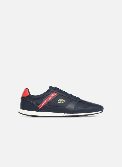 Sneaker Lacoste Menerva Sport 119 2 Cma blau ansicht von hinten