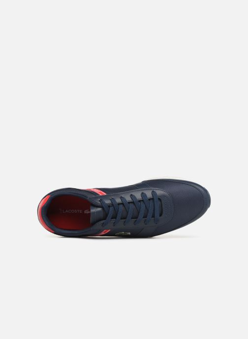 Trainers Lacoste Menerva Sport 119 2 Cma Blue view from the left
