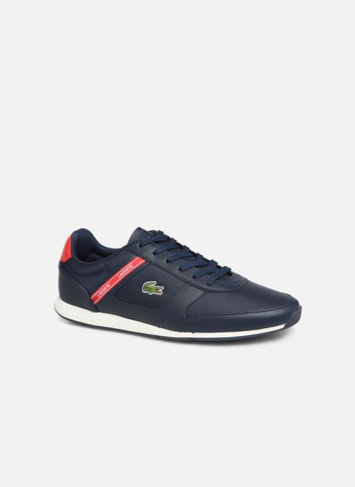 Trainers Lacoste Menerva Sport 119 2 Cma Blue detailed view/ Pair view
