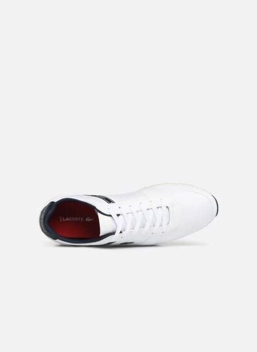 Trainers Lacoste Menerva Sport 119 2 Cma White view from the left