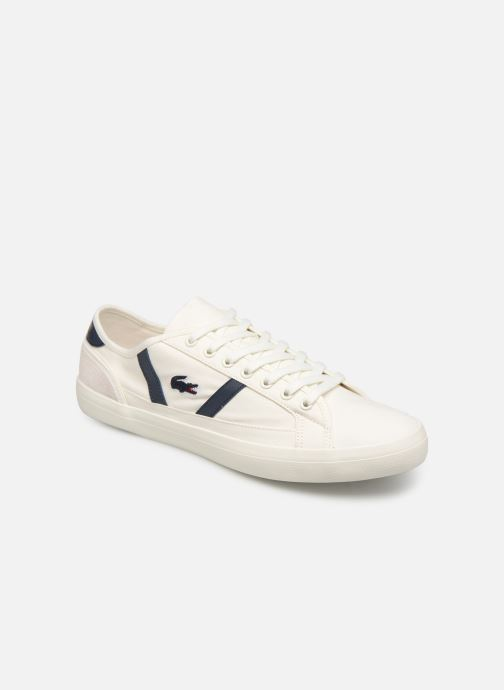 Lacoste Sideline 119 1 Cma (Bianco) - scarpe da ginnastica chez | Non così costoso  | Scolaro/Ragazze Scarpa