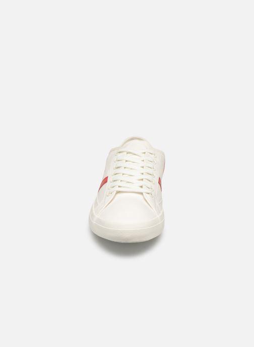 Sneaker Lacoste Sideline 119 1 Cma weiß schuhe getragen