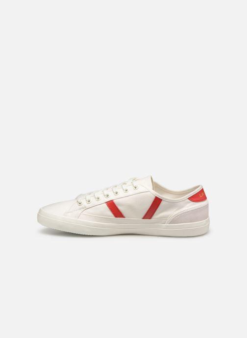 Sneaker Lacoste Sideline 119 1 Cma weiß ansicht von vorne