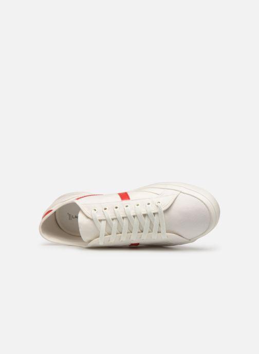 Sneaker Lacoste Sideline 119 1 Cma weiß ansicht von links
