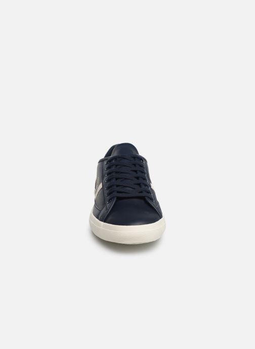 Baskets Lacoste Sideline 119 3 Cma Bleu vue portées chaussures