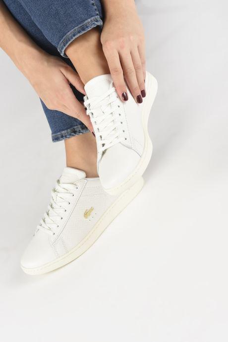 Sneakers Lacoste Carnaby Evo 119 3 Sfa Vit bild från under